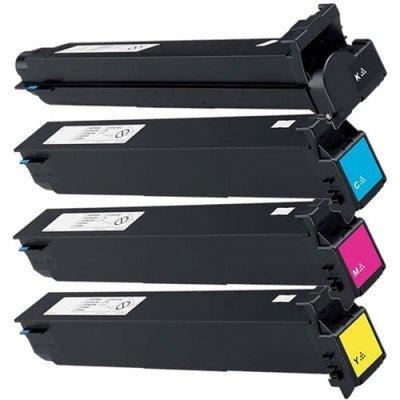 Preisvergleich Produktbild Doitwiser ® Konica Minolta Bizhub C452 C552 C652 | Develop Ineo +452 +552 +652 Kompatible Toner Set Hohe Seitenleistung - TN613K TN613C TN613M TN613Y