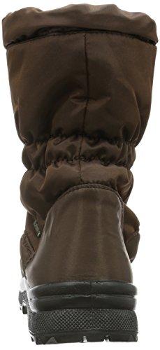 ROMIKA Colorado 118, Bottes mi-hauteur avec doublure chaude femme Marron - Braun (moro 352)