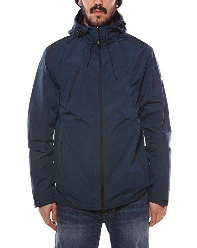 penguin-melange-sports-jacket-dark-sapphire
