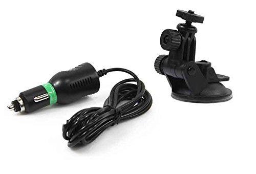 SJCAM Autozubehör Ladegerät und Halterung für SJCAM SJ1000 SJ3000 SJ4000/ WIFI SJ4000 / SJ5000 / WIFI SJ5000 /GoPro 2 3 3+ 4 - Sjcam 4000 Wifi