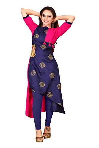 Dhruvi Trendz Women's Clothing Kurti for Women Latest Design Party wear Collection...