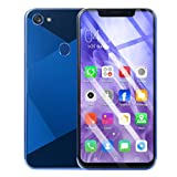 Webla Liu Haiping Pouces Grand Écran Téléphone Intelligent Standard Européen Bleu 6.1 Pouces Ultra Android...