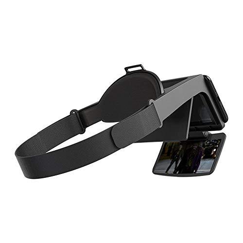 DYHM ovirtuale VR Realtà Aumentata Portatile AR Glasses Occhiali for Realtà virtuale 4K Ultra 3D Gaming Film Helmet Phone