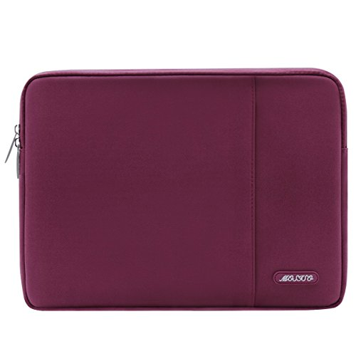 MOSISO iPad Pro 10,5 Fall Hülle, Polyester Beutel für 9,7-10,5 Zoll iPad Pro, neues iPad 2017, Kompatibel mit iPad Air 2 / Air, iPad 1/2/3/4 Wasserabweisende Vertikale Sleeve Tasche Laptophülle - Kindle 9 Fire Hd Fall