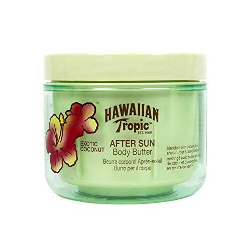 Hawaiian tropic coconut body butter, burro per corpo - 200 ml