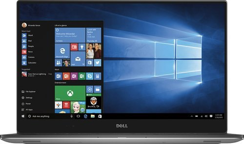 Dell XPS 15 9550 (XPS9550-10000SLV)