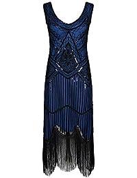 Ro Rox 1920er Jahre Great Gatsby Kleid