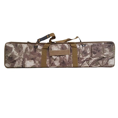 Schutzhülle für Gewehr 107 cm, weiche Tasche für Softair., Urban -
