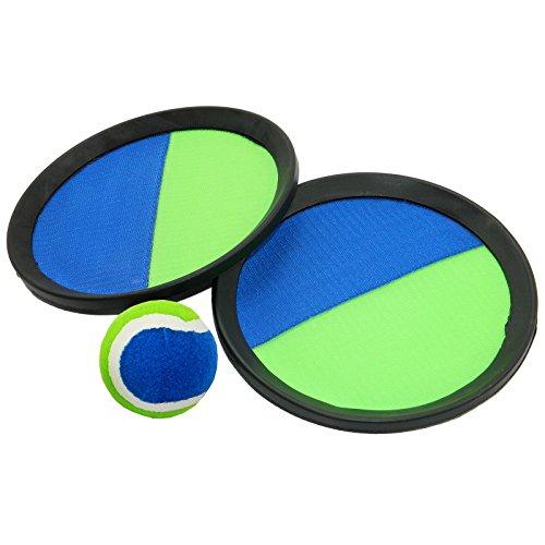 Best Sporting Wurf Klettball Set (Fangscheiben)