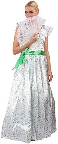 KARNEVALS-GIGANT Scarlett Kleid für Damen | My Fair Lady-Kostüm | ()