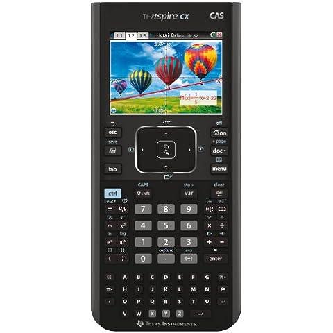 Texas Instruments TI Nspire CX CAS - Calculadora gráfica (pantalla de 3.2