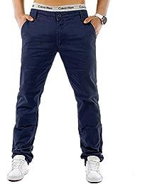 Chino MC Trendstr homme de Straight Fit (différentes couleurs)