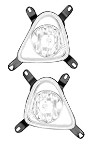 Speedwav 23154 Fog Lamp Assembly for Hyundai Eon