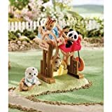 Calico Critters Baby Playground Ferris W...