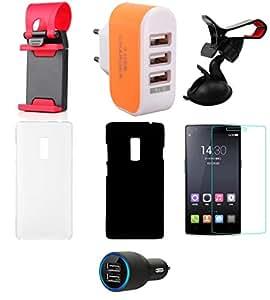 NIROSHA Mobile Combo for OnePlus 2 - 1P2-SH-3UA-CC-MH-TSBC-KHBC-TG