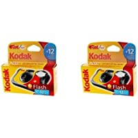 Kodak FUN Flash Disposable Camera – 39 Exposures Pack of 2
