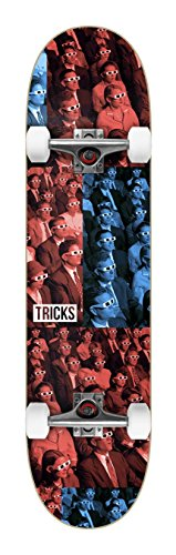 Tricks Maße 7,75 Complete - Skateboard Grip Girl Tape
