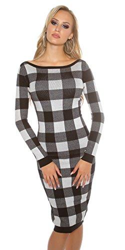 KouCla -  Vestito  - Donna 1 nero