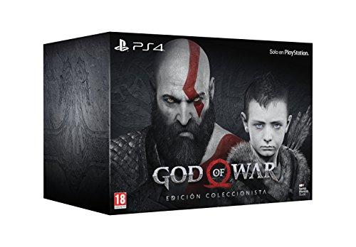 God Of War - Edición Coleccionista (precio: 179,99€)