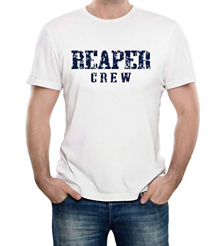 Bullshirt's Men's Reaper Crew T-Shirt -