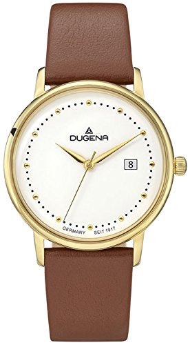 Dugena Unisex Adult Analogue Automatic Watch with None Strap 4460792