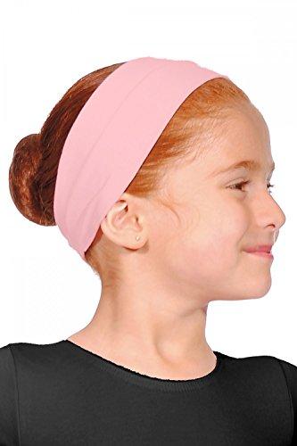 d aus Baumwolle Blassrosa (Stirnband Mädchen)