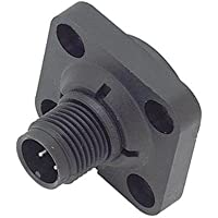 Binder 09-0433-16-05 Sensor-/Aktor-EinbausteckverM12 Stecker, Gerade Polzahl: 5 1St.