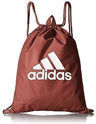 adidas Per Logo Gb Bolsa, Unisex Adulto, Rojo (Rojmis / Rojmis / Blanco), Talla Única