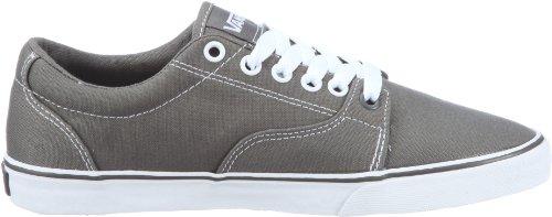 Vans Kress VOYGGYW Damen Sneaker Grau (Grey/White) oERIt6JZcS