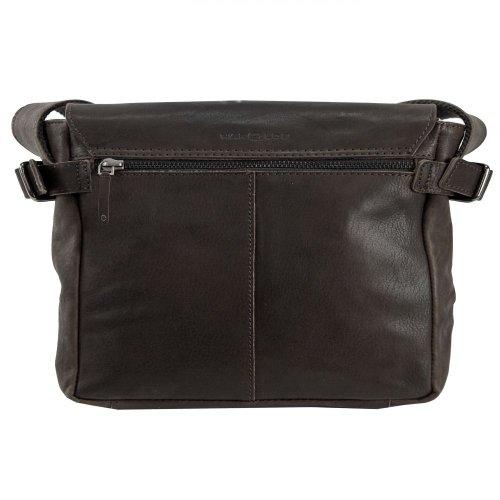 Harold's Pull Up borsa a tracolla pelle 36 cm braun, braun