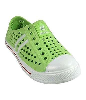 Sandales pour enfant clog-croc style vert - Vert - vert,