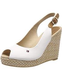 f5c82315a506 Amazon.fr   Tommy Hilfiger - Sandales   Chaussures femme ...