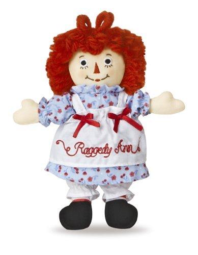Raggedy Ann Classic Doll 8 by Aurora