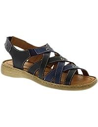 Zapatos azules Josef Seibel para mujer 6ndkomu