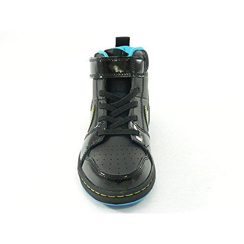 Naturino - Nike Backboard 2 Mid scarpe sneakers alte hi nere black junior Nero