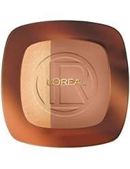 L'Oréal Paris - Poudre de Soleil Haute Tenue Glam Bronze Duo 101 Harmonie Blondes