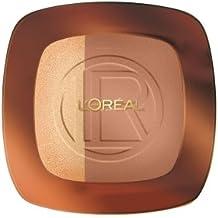 L'Oréal Paris Glam Bronze 101 Harmonie Blonde - polvos faciales (Harmonie Blonde, Bronzing, Italia)