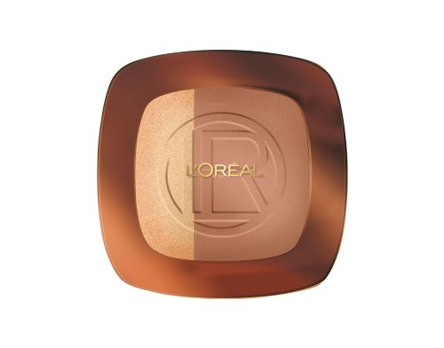 L'OREAL - Poudre DUO Soleil - Glam Bronze - 101 duo blondes