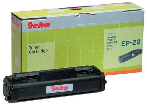 Preisvergleich Produktbild Geha Toner für HP ersetzt Nr. 92A schwarz