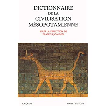 Dictionnaire de la civilisation mésopotamienne