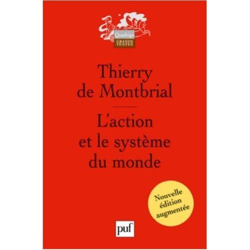 L'action et le système du monde de Thierry de Montbrial ( 24 octobre 2011 )