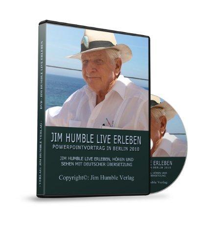 Preisvergleich Produktbild Jim Humble live erleben,  1 DVD