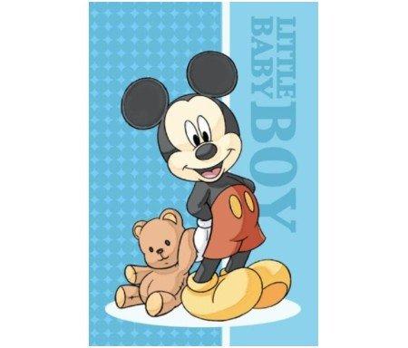 Disney Mickey Maus Handtuch 40x60cm, Kinderhandtuch Gästehandtuch