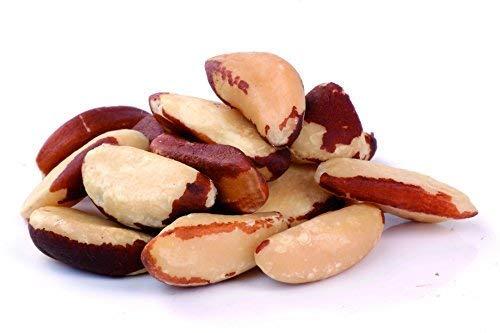 Noix du Brésil Noix D'Amazonie crues Bio 500g décortiquées cueillete sauvage, non traitées, naturelles organic Brazil nuts
