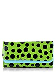Daphne Womens Wallet (Green) (XW15-0006GR)