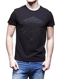T-shirt Redskins Warrin Calder Black