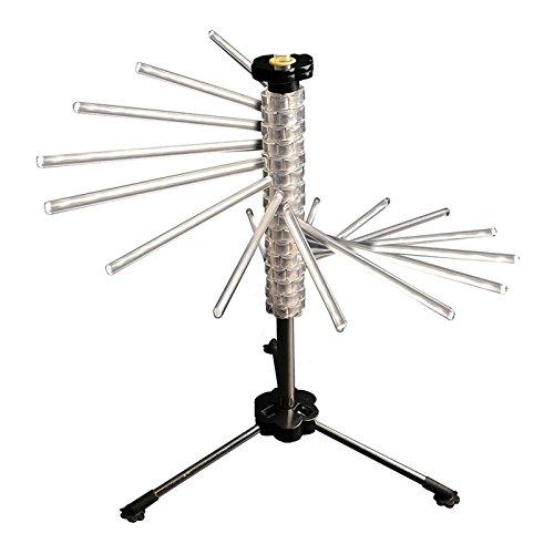 SODIAL accessoires de cuisine nouilles spaghetti etagere de sechage coffre-fort materiel support de pates sechoir ustensiles de cuisine gadget