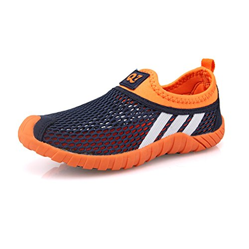 Eagsouni® Unisex Child Breathable Mesh Low Top Outdoor Casual Sports Running Shoes (Little Kid/Big Kid)