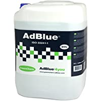 Greenchem 20L AdBlue Suitable for Audi AdBlue Diesel Engine