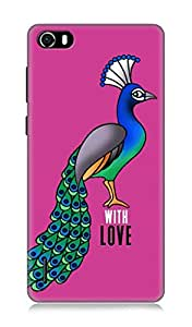 Huawei Honor 6 3Dimensional High Quality Designer Back Cover by 7C